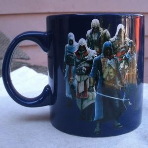 Assassin's Creed Porcelain Mug